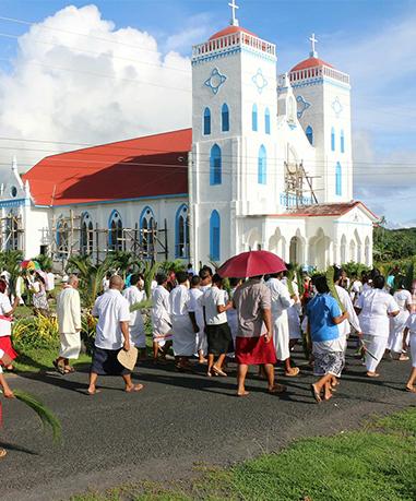 SAMOA MISSION