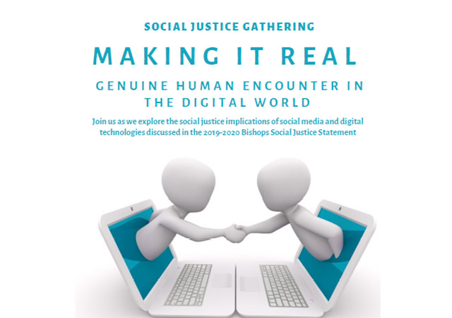 MAKING IT REALGENUINE HUMAN ENCOUNTER IN OUR DIGITAL WORLD