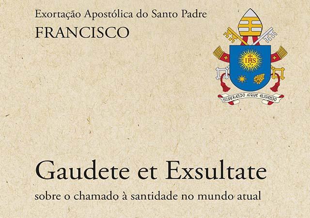feature image Gaudete et Exsultate